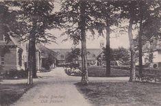 """Model Boerderij """"Oud Bussem"""" ca. 1916.  Flevolaan 65, Huizen NH."""