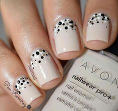 Black&white dots