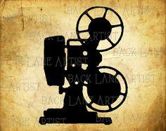 Vintage Reel to Reel Movie Projector | Vintage | Pinterest ...