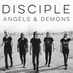 Today's Disciple Fan Mission: If you love our current radio single 'Angels & Demons', please call/email/tweet your favorite Christian rock radio station and request it! It only takes a minute, but will help us out a lot! Annnnnd GO.- Group Photo