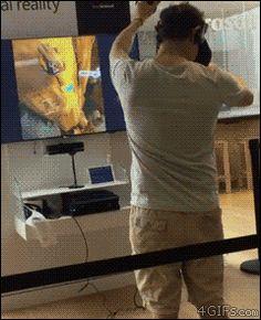 Blog Viiish - A realidade virtual vai matar muita gente  Mais? Cola no blog que tem! http://www.blogviiish.com.br