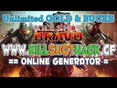 ▶️ Kill Shot Bravo Hack/Cheats - Working 100% - Get Unlimited Gold and Bucks [Android/iOS] ❌ http://www.killshothack.cf/  ❌