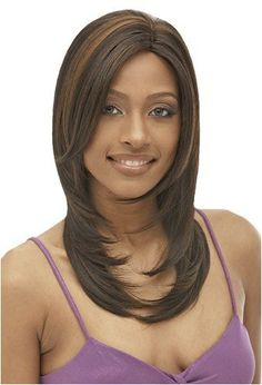 Human Hair quality TRINA wig by Janet Collection-color-1 by Janet Collection. $41.14. Encore Human hair Blend. Long Yaky Style. Human Hair Quality Wig. Made By Janet Collection