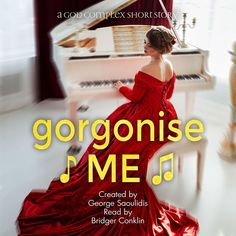 Gorgonise Me is a short story that belongs squarely into weird fiction territory. Now available as an audiobook read by Bridger Conklin. Search for the title or go to https://ift.tt/2KhNDhP #gorgon #evryali #piano #music #scifi #sciencefiction #immortal #weirdfiction #shortstory #audiobook #greece #greekmythology #godcomplex #bookstagram #reading