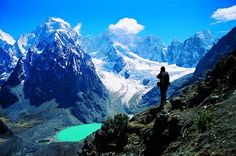 4th highest mountain in western hemisphere, 2nd furthest point from Earth's core Husacaran National Park, Peru #UNESCO
