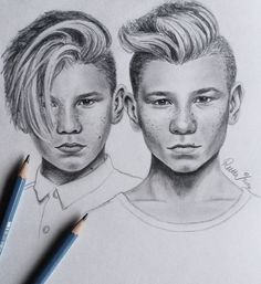 M Photos, Twin Brothers, Famous People, Twins, My Arts, Sketches, Marvel, Singer, Guys