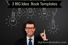 Still pursuing my B.I.G. dream...Want to help you w/ yours. Here's 3 Big Idea Book Writing Templates that might help - posted a few days ago. http://writetowin.org/3-big-idea-book-templates/