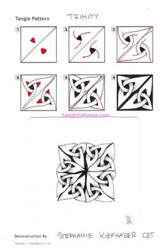 how to draw head Zentangle Drawings, Doodles Zentangles, Mandala Drawing, Doodle Drawings, Easy Zentangle Patterns, Zen Doodle Patterns, Doodle Art Designs, Art Patterns, Macrame Patterns