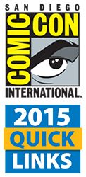 Biggest Comic Con in the country.  Quick links for San Diego Comic Con shared by http://comiconsociety.com