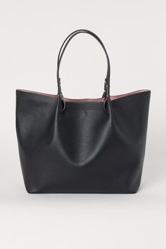 Shopper - Black - | H&M US 1