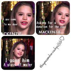 Oh mackenzie