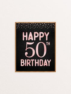 Happy Birthday, Cheers to 80 Years, Anniversary Sign, Confetti Corall Gold Birthday Party 40th Birthday Party Themes, Happy 80th Birthday, Birthday Cheers, Birthday Party Decorations, Pink Birthday, Happy 40th, Anniversary Gifts For Parents, 70th Anniversary, Confetti