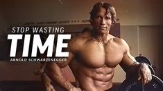 STOP WASTING TIME - Best Motivational Speech Video (Featuring Arnold Sch... Motivational Speeches, Motivational Videos, Lifting Motivation, Fitness Motivation, Arnold Schwarzenegger Muscle, Best Motivational Speakers, Stop Wasting Time, Body Building Men, Gym Humor