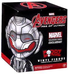 "Funko Marvel Avengers Age of Ultron Dorbz Ultron Exclusive 3"" Vinyl Figure Marvel http://www.amazon.com/dp/B00WNEZL0A/ref=cm_sw_r_pi_dp_.5Wpvb0AW7RBM"