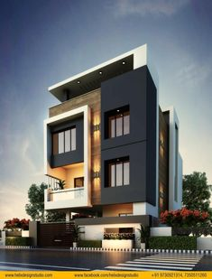 Pictures Of Modern House Designs. 20 Pictures Of Modern House Designs. 49 Most Popular Modern Dream House Exterior Design Ideas 3 Home Design, Best Modern House Design, Latest House Designs, Bungalow House Design, House Front Design, Modern House Plans, Design Ideas, Modern Houses, Modern Buildings