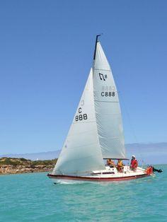 Sonata 8: Sailing Boats   Boats Online for Sale   Fibreglass   South Australia (SA) - Robe