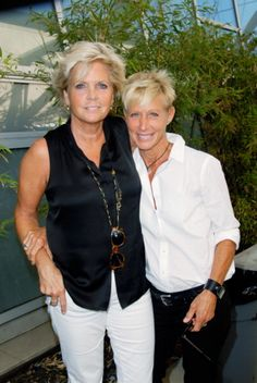 More Partners of Famous LGBT Entertainers – Science A2Z Celebrity Couples, Celebrity News, Celebrity Weddings, Romance, Meredith Baxter, Sara Gilbert, Girls Together, Famous Couples, Lesbian Couples
