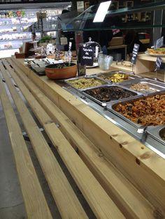 Bonnes adresses { Barcelone, Espagne } : OBBIO, supermarché & self-service végéta*ien, sans gluten et bio • Where to eat in Barcelona, Spain : OBBIO, vegetarian, vegan, gluten free and organic suparmarket & self-service restaurant