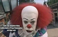 Pennywise!!