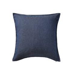 IKEA - ORMKAKTUS, Tyynynpäällinen, Vetoketjun ansiosta päällinen on helppo irrottaa.