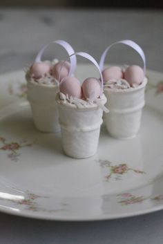Easter Basket Place Settings
