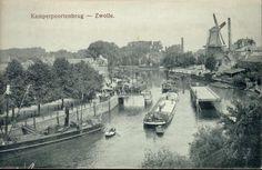 Kamperpoortenbrug - Zwolle.   Mijn Stad Mijn Dorp