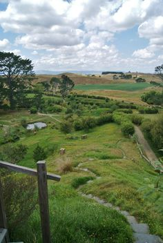 Permaculture - large pasture. Isn't this a gorgeous piece of land?