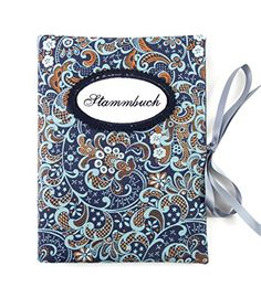 Sammelmappe DIN A5 - Stammbuch Ornamente blau-grau. - bet... https://www.amazon.de/dp/B06Y18HY5Q/ref=cm_sw_r_pi_dp_x_OVG6ybXGQVJWV