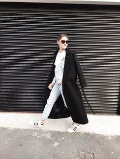 Living in Levi's | Girl a la Mode