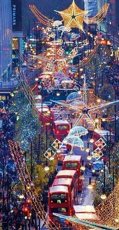 Could I please spend Christmas in London?