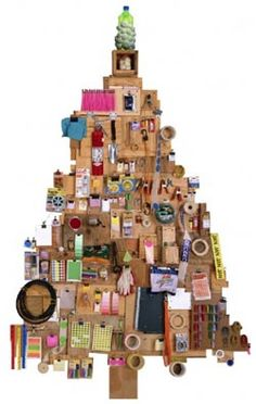 alternative christmas trees - Google Search