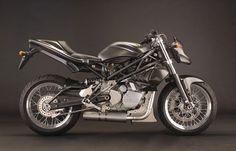 Moto CR&S VUN, Paradise Moto, Concessionnaire MV Agusta, Triumph et MBK, Paris Etoile
