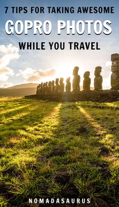 It's totally possible to take incredible travel photos with a gopro! Here are some tips! #photographytips #goprophotography