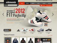 Shoe Site Header