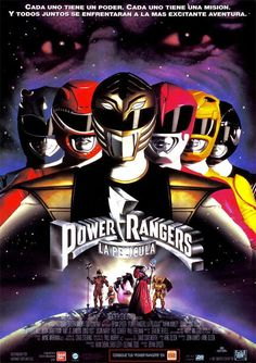 Mighty Morphin Power Rangers: The Movie (1995) Full Movie Streaming HD