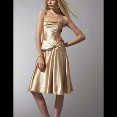 Maid of honors dress