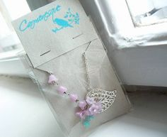 After writing this postabout jewelry packaging ideas, I decided to try making some packaging for myself. This is the packaging idea I copied.. Here's my take: What you need: Scrapbook paper with cute design (or any thicker paper/material) Plastic ziplock/cellophane bag Scissors Stapler Marker  Step 1: Place your plastic bag over a sheet of…