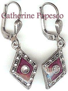 New Catherine Popesco Earrings Online Now   Creatively Belle