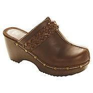 Route 66 Women's Casual Clog Cammie - Brown at Kmart.com