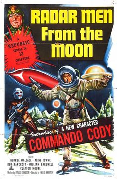 SPACE MONSTER: Radar Men From The Moon