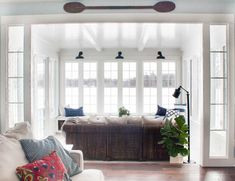 Sunroom of The Lilyp