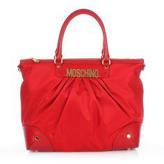 MOSCHINO-Tasche: Tote Large Red — Fashionette.de  MOSCHINO-bag: Tote Large Red — Fashionette.de