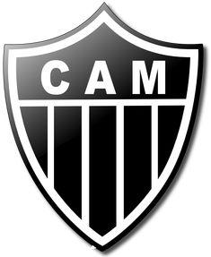 Escudo do Atlético Mineiro - Downloads - Portal Ada Souza Soft