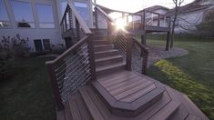 Trex Transcend Deck Drone Video built by Deckworks Cedar Valley, Cedar Falls, Iowa, a TrexPro Platinum Contractor