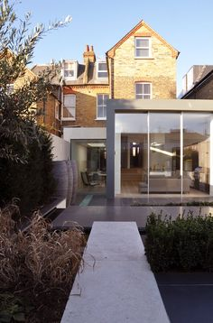 Chiswick House, London, 2011 - OMG this house is awesome. Brilliant combination of old and new, old school and modern.