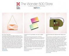 Amazon、日本の優れた地方特産品を紹介する「The Wonder 500 Store」を開設 | EC業界ニュース・まとめ・コラム「eコマースコンバージョンラボ」