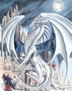 Dragon Silver by ToshiyaNeko