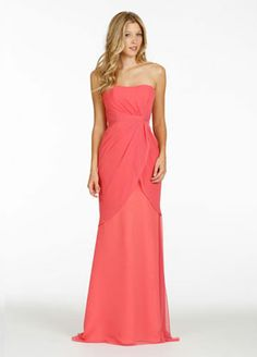 Jim Hjelm Occasions Bridesmaids and Special Occasion Dresses Style 5411 by JLM Couture, Inc.
