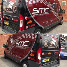 Nice new graphics on the Team SMC bike transporter looks way cool  smcbikes.com 01142525454 http://ift.tt/2t2wugU