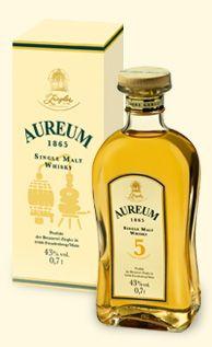 Ziegler's Aureum 1865 - German Single Malt Whisky